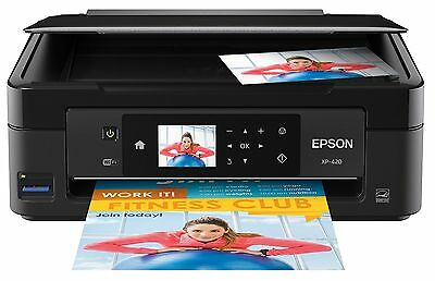 Epson Expression Home XP-420 All in One Inkjet Wireless Multifunction Printer