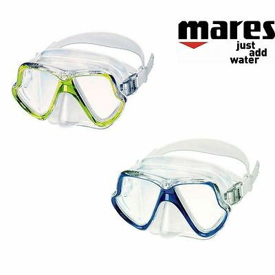 MARES Zephir Adults Snorkelling Mask - Low Price - X Vision Wide View Shape