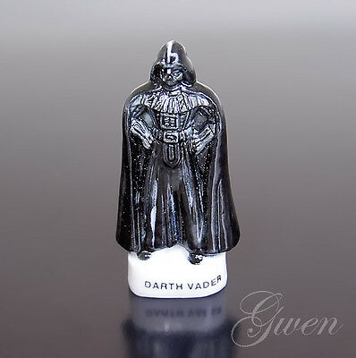 Feve Rare Star Wars LFT & TM 2000 Darth Vader Miniature Porcelaine