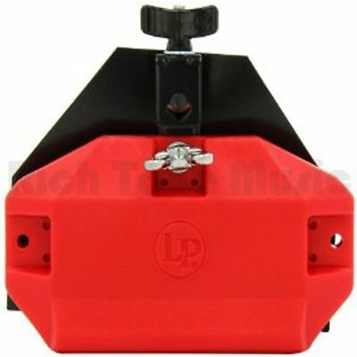 Latin Percussion LP1207 LP Jam Block - Medium Pitch - Red