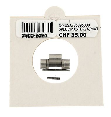 Omega OMEGA 16MM MATTE STEEL LINK FOR SPEEDMASTER 35395000 35395000