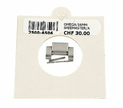 Omega OMEGA 16MM STEEL LINK FOR SPEEDMASTER -