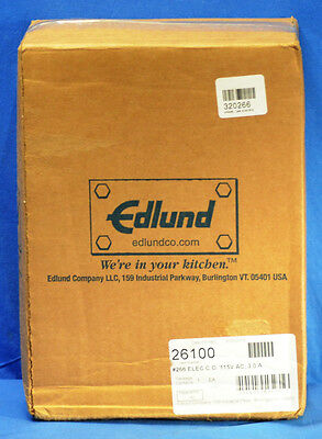 LIKE NEW Edlund 266 Single Speed Countertop Electric Can Opener 115V Series 2