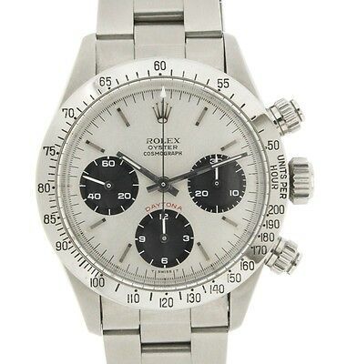 Rolex DAYTONA 6265 STEEL, 36MM 6265