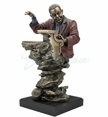 Jazz Band Collection - Piano Bust Sculpture Musician Statue Figurine
