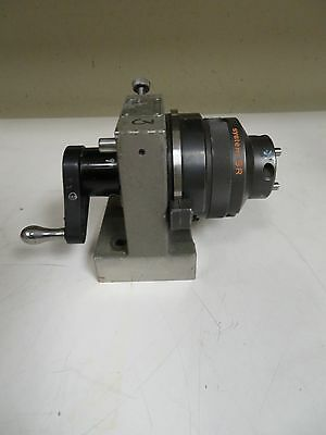 System 3R Manual Chuck (3R-321.5) mounted on Harig Grind-all #1 -- MS4