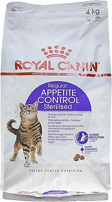 Royal Canin  Sterilised Appetite Control /Chat la nourriture pour chats sac 4 kg