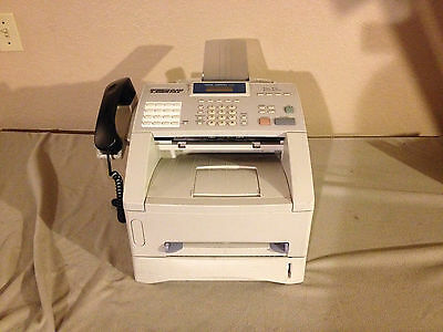 Brother IntelliFAX-4100 Business Class Laser Fax