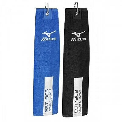 Mizuno Tri-Fold Tour Towel Brand New