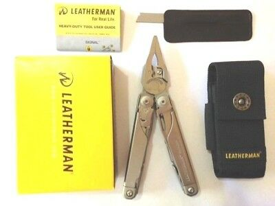 Leatherman Surge Multi Tool Multitool Knife + Nylon Sheath Free Post