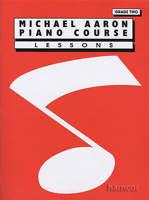 Michael Aaron Piano Course Lessons Grade 2 Learn to Play Music Method