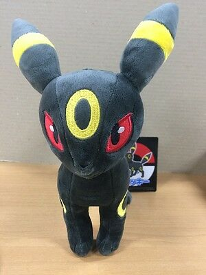 Pokemon Center Original plush Doll Umbreon(Blacky)  9.7 inch