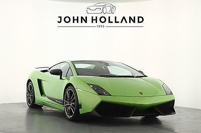 2010 Lamborghini Gallardo LP 570-4 Superleggera, Facelift, Rare Example of Lambo