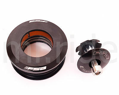 "FSA Orbit Z 1.5R ZS Reducer 1.5 to 1-1/8"" Headset Black"