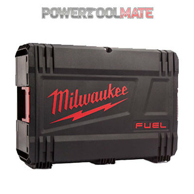 Milwaukee Fuel Stackable Hard Carry Case / Storage