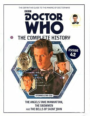 Doctor Who: The Complete History Volume 42 (Panini) Hardcover