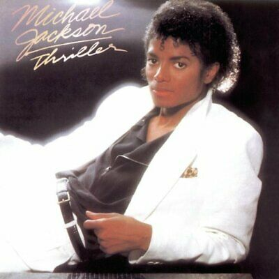 Michael Jackson - Thriller  Cd
