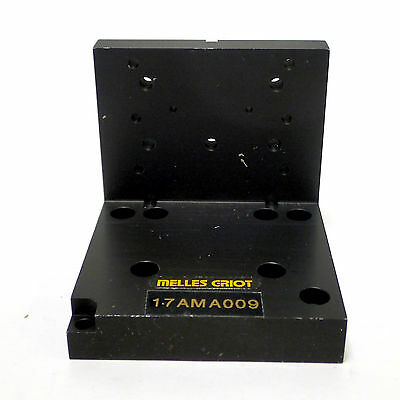 Melles Griot Pn: 17Ama009 Right Angle 90 Degree Stage Photodetector Laser Optic