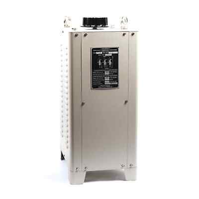 RAVI 10P-3 Free Standing Enclosed Variable Autotransformer (Variac) 3ph 10A