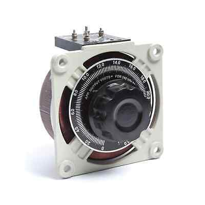 Open-Type Variable Autotransformer (Variac) for Panel Mounting 1ph 2A