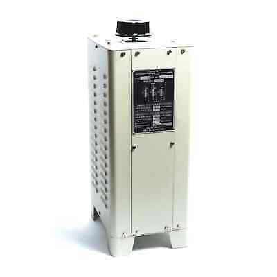 Enclosed Variable Autotransformer (Variac) Free Standing 3ph 6A