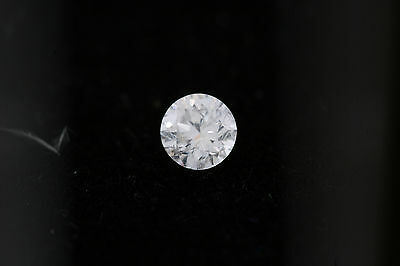 .30ct Round Brilliant Loose Diamond G color, I2 clarity 4.04mm
