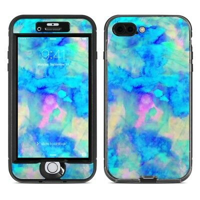 Skin for LifeProof NUUD iPhone 7 Plus - Electrify Ice Blue - Sticker Decal