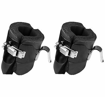 UK Warrior Inversion Anti Gravity Boots Gym Fitness Spinal Therapy Crunch Abs