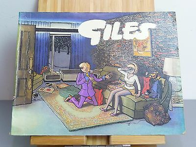 Giles Cartoon Annual in good condition.  1972 Twenty Six Series