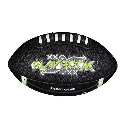 Franklin Sports Playbook Routes Jr. Youth Mini Football With Airtech Foam Cover