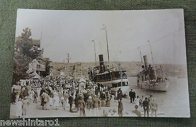 #b. Postcard Showing Two Ferries