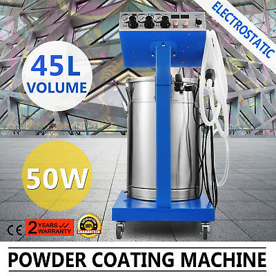 Electrostatic Powder Coating Machine Wx-958 Spray Gun Paint System Professional