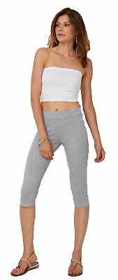 Pantalone Pinocchietto Donna Oxigym Art Bl532 Made In Italy