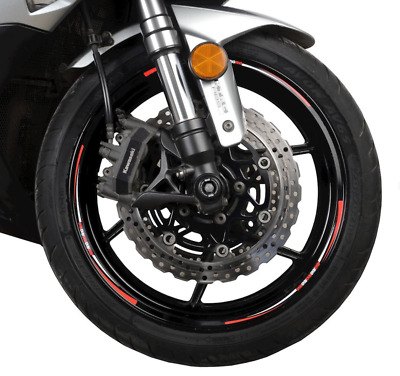 "R&G Motorcycle Rim Tape for 17"" Inch wheels - Red"
