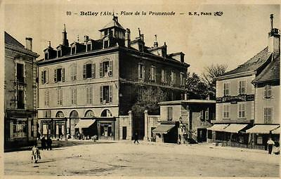 Ain - BELLEY - Place de la promenade