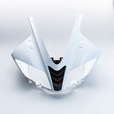Unpainted Nose Cone Fairing for Yamaha YZF-R125 14-16