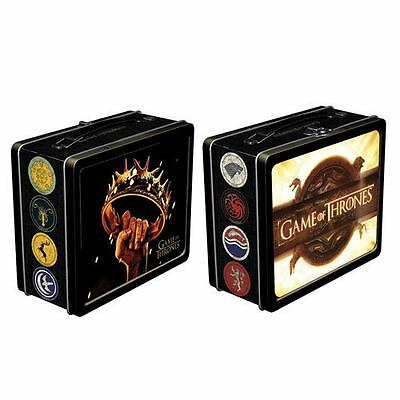 Game of Thrones Tin Lunch Box Collectible - From the Hit HBO Series! *New*