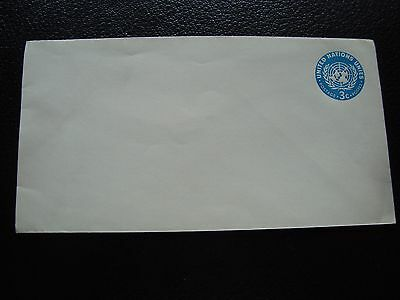 NATIONS-UNIES (new-york) - enveloppe entier (cy97) united nations