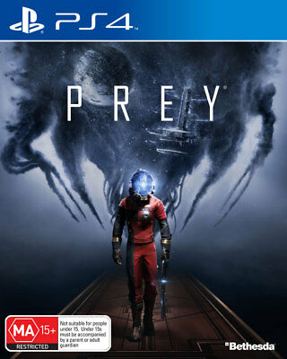 Prey PS4 Game NEW
