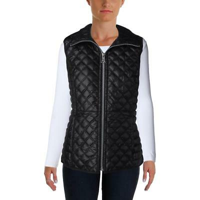 Marc New York 4569 Womens Quilted Lightweight Outerwear Vest BHFO