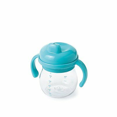 Oxt702 Oxo Tot 6Oz Hard Spout Sippy Cup With Handles - Aqua 6187702