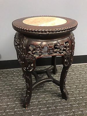 19th century Rosewood Stand, China