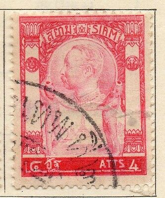 Thailand Siam 1905-1908 Early Issue Fine Used 4a. 142918