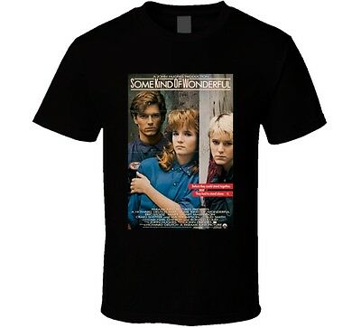 Some Kind of Wonderful Cool 80's Comedy Vintage Classic Movie Poster Fan T Shirt