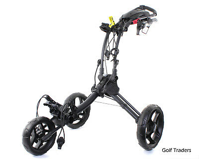 Clicgear Rovic Rv1C Buggy - Charcoal / Black - New - #d5014