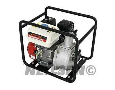 """2"""" Petrol Water pump with next working day delivery New"""