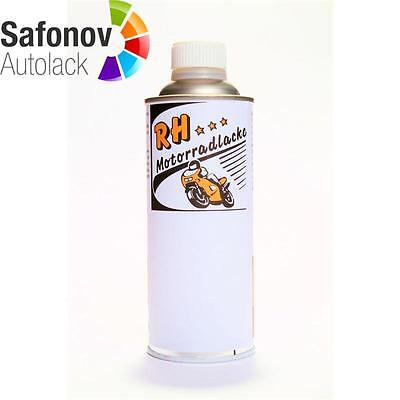 RH MOTORCYCLE PAINT Thermal paint 700°C matt silver 375 ml 14-0014