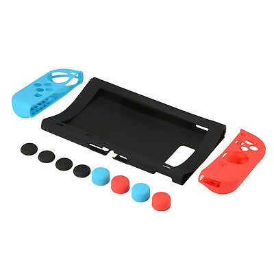 Silicon Case Gamepad Cover Skin Cap for Nintendo Switch Joy-Con Console AC729