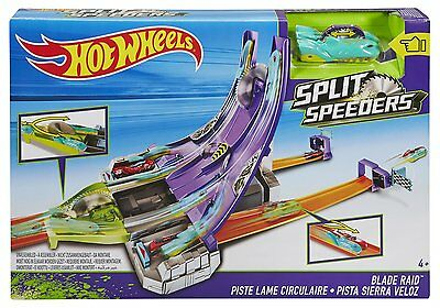 Hot Wheels Split Speeders Playset - New and Sealed