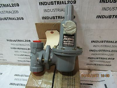 FISHER CONTROLS 627/415 Pressure Reducing Regulator New In Box